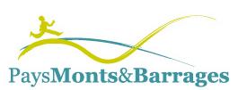 Logo monts et barrages