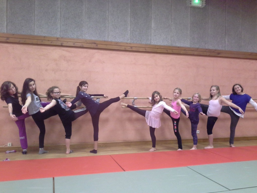 Gym danse linards
